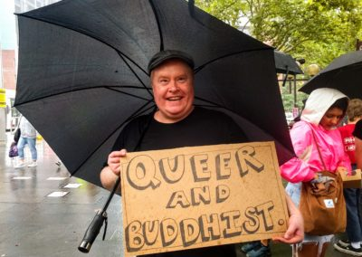 Religious Freedoms Bill Protest